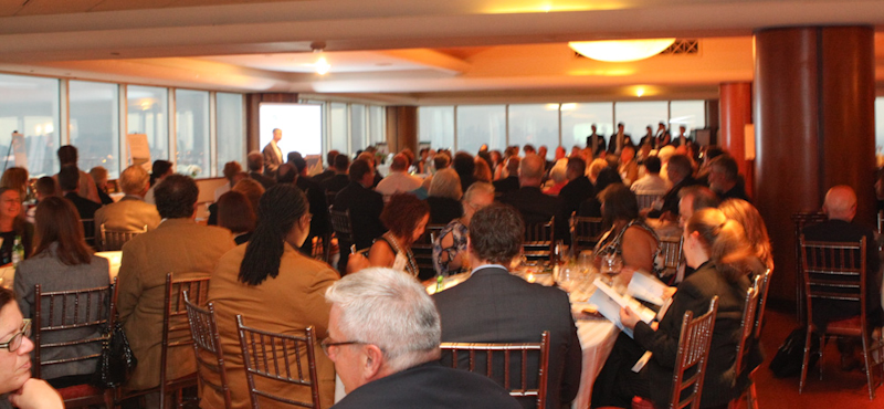 Guests at the 2011 Smart Growth Awards