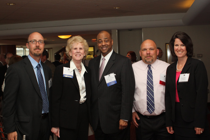 Guests and board members at the 2011 Smart Growth Awards