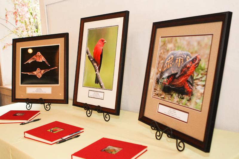 2012 Women & Wildlife Awards framed by Shoppe 202